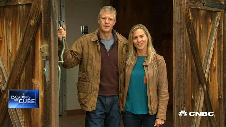 A Fresh Start On The Farm - Double Brook Farm - CNBC Video