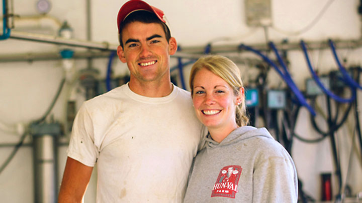 Important Partner Farm News – Single-Origin Milk at the Brick Farm Market