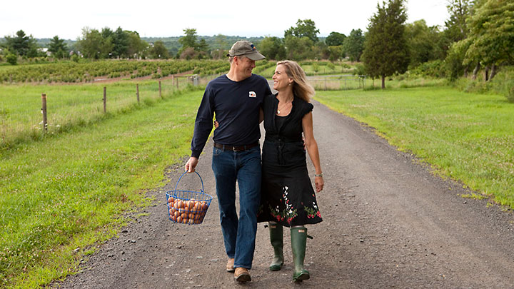 Family to Farm to Table: Double Brook Farm › Relish (July 25, 2012)