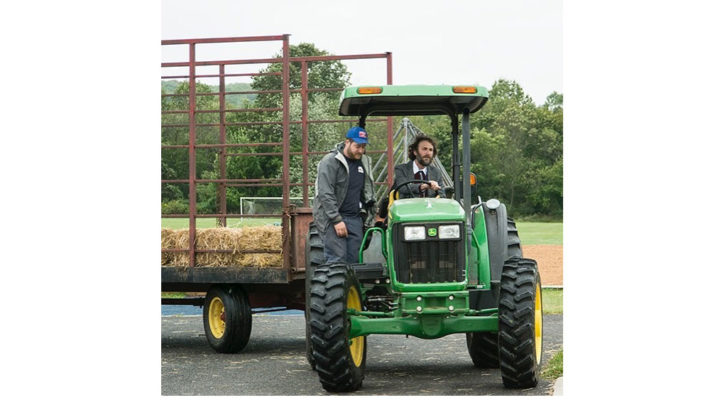 Farm-to-School Day at Hopewell Elementary