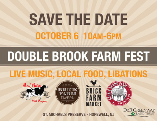 Double Brook FARM FEST October 6! Buy tickets here…
