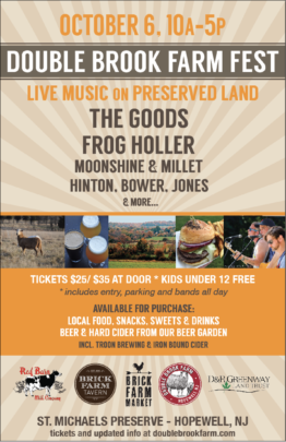 Updated Farm Fest Info & TICKETS – Live Music On Preserved Land